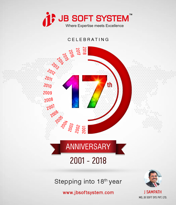 17th-anniversery